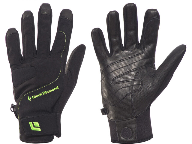 Black Diamond Torque Guantes, black